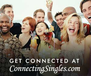 Connecting singles dating